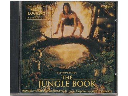 Nová Kniha džunglí (soundtrack - CD) The Jungle Book