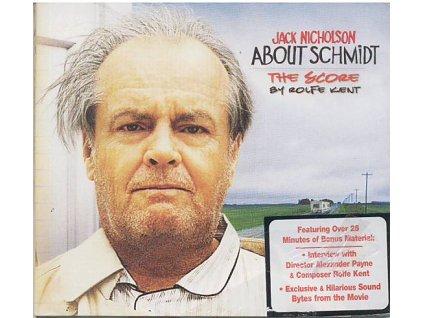 O Schmidtovi (score - CD) About Schmidt