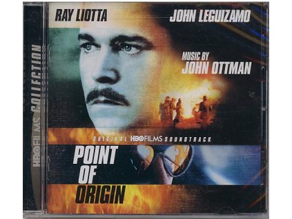 Ohnisko požáru (soundtrack - CD) Point of Origin