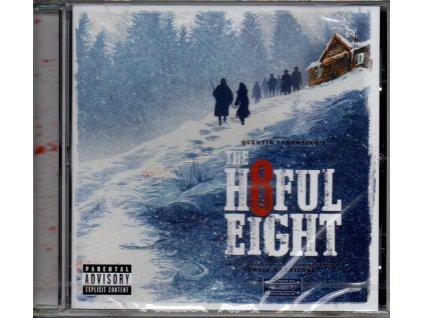 hateful eight soundtrack cd ennio morricone