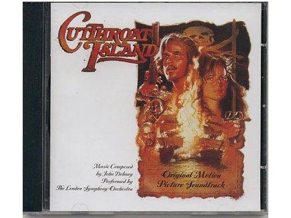 Ostrov hrdlořezů (soundtrack - CD) Cutthroat Island