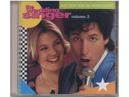 Píseň pro nevěstu (soundtrack - CD) The Wedding Singer vol. 2