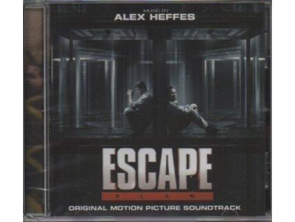 escape plan soundtrack alex heffes