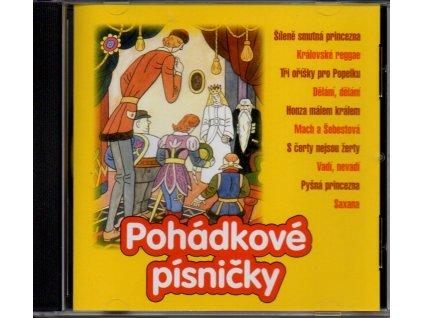 pohádkové písničky cd