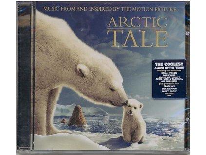 Polární příběh (soundtrack - CD) Arctic Tale