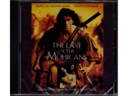 last of the mohicans soundtrack cd trevor jones randy edelman