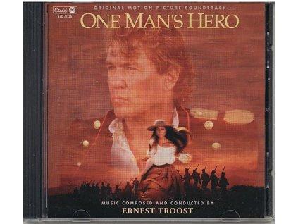 Prapor sv. Patrika (soundtrack - CD) One Mans Hero