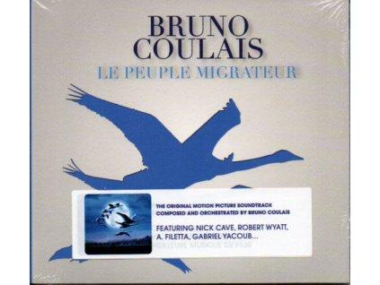 Ptačí svět (soundtrack - CD) Le Peuple Migrateur