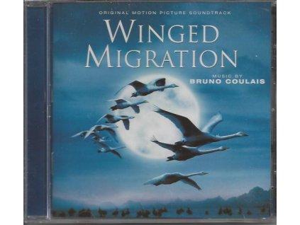 Ptačí svět (soundtrack - CD) Winged Migration