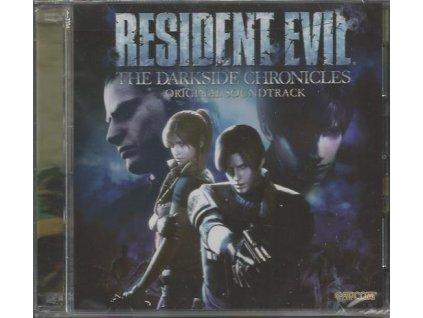 Resident Evil: The Darkside Chronicles (soundtrack - CD)