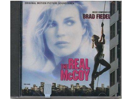 Riskantní plán / Perfektní loupež (soundtrack - CD) The Real McCoy