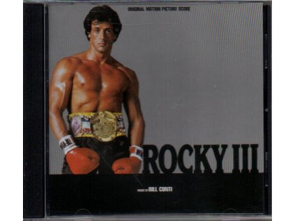 rocky 3 soundtrack cd