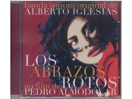 Rozervaná objetí (soundtrack - CD) Broken Embraces - Los Abrazos Rotos