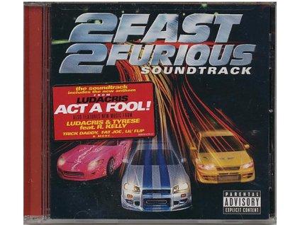 Rychle a zběsile 2 (soundtrack - CD) 2 Fast 2 Furious