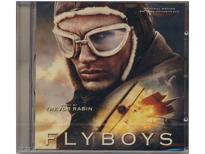 Rytíři nebes (soundtrack - CD) Flyboys