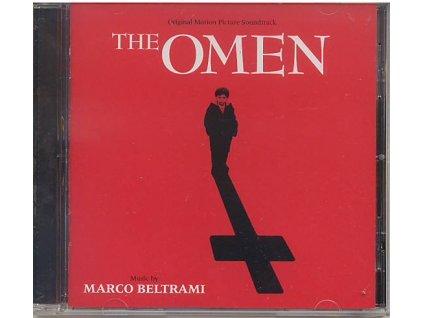 Satan přichází (soundtrack - CD) The Omen