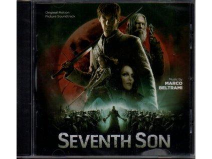 Sedmý syn (soundtrack - CD) Seventh Son