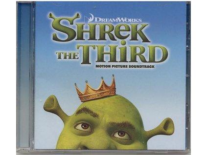Shrek Třetí (soundtrack - CD) Shrek the Third