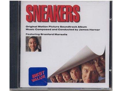 Slídilové (soundtrack - CD) Sneakers