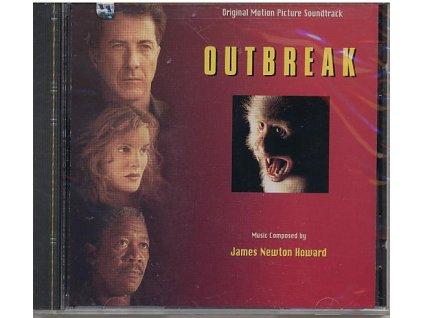 Smrtící epidemie (soundtrack - CD) Outbreak