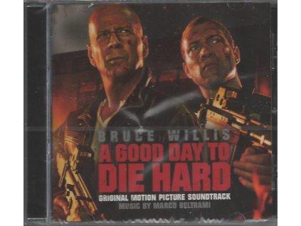 Smrtonná past: Opět v akci (soundtrack - CD) A Good Day to Die Hard
