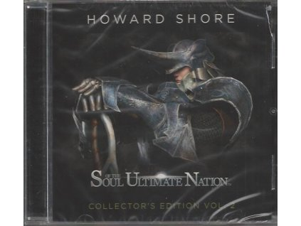 Soul of the Ultimate Nation (Collectors Edition vol. 2) (soundtrack - CD)