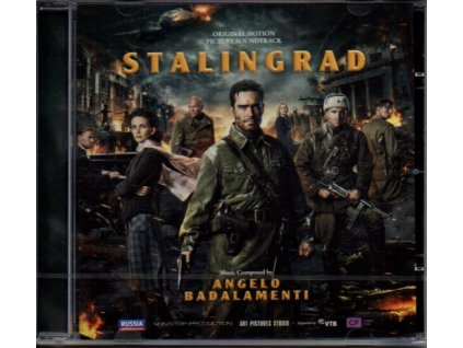 Stalingrad (soundtrack - CD)