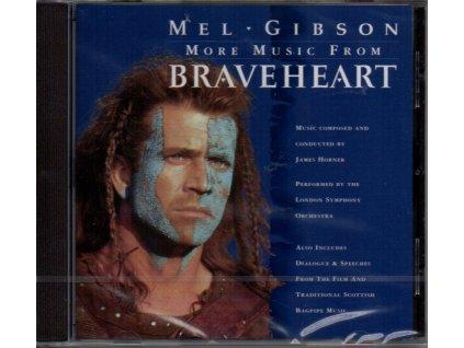 more music from braveheart soundtrack cd james horner