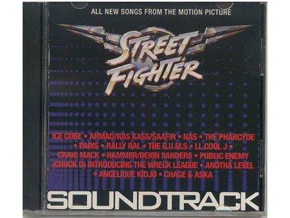 Street Fighter: Poslední boj (soundtrack - CD)