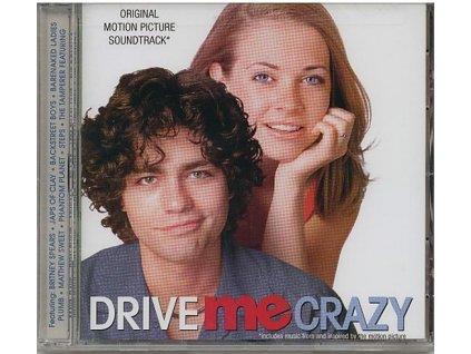 Šílená jízda (soundtrack - CD) Drive Me Crazy