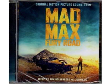 mad max fury road soundtrack cd