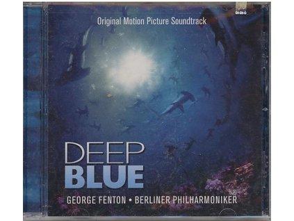 Tajemství oceánu (soundtrack - CD) Deep Blue