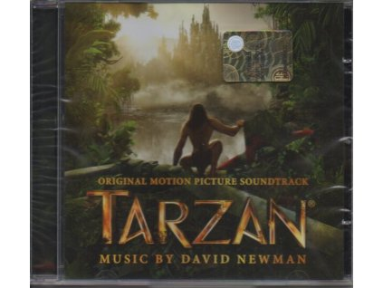 Tarzan (soundtrack - CD)