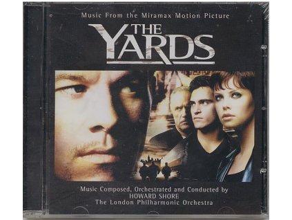 Temná zákoutí (soundtrack - CD) The Yards