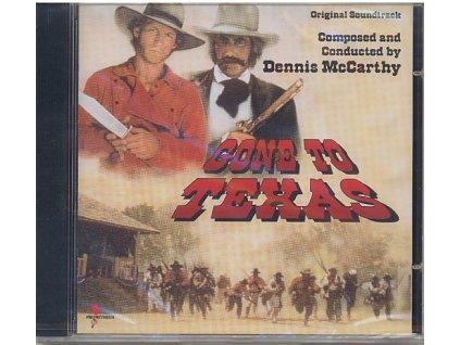 Texas / Tichý úkryt (soundtrack - CD) Gone to Texas / Hidden in Silence
