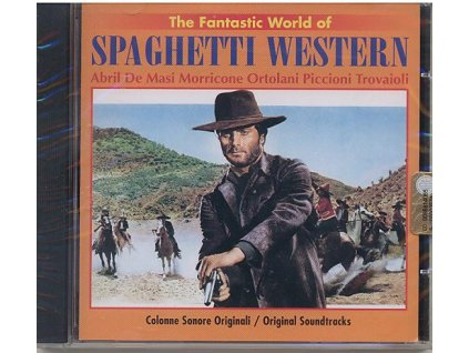 The Fantastic World of Spaghetti Western (CD)