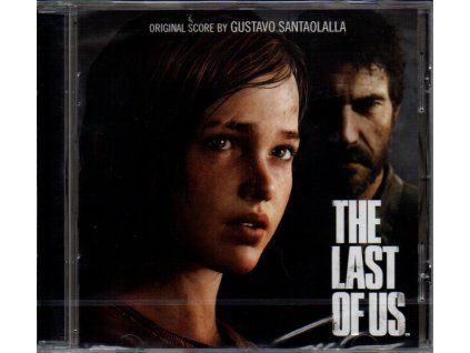 the last of us soundtrack cd gustavo santaolalla