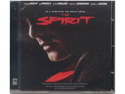 The Spirit (soundtrack - CD)