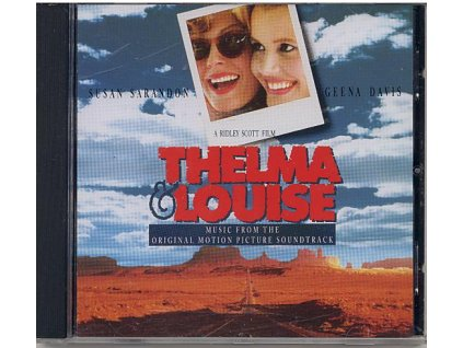 Thelma a Louise (soundtrack - CD) Thelma & Louise