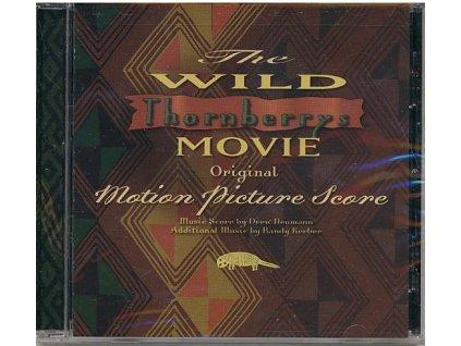 Thornberriovi na cestách (score - CD) The Wild Thornberrys Movie