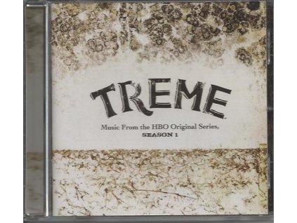 Treme, Season 1 (soundtrack - CD)