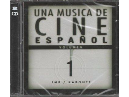 Una Musica De Cine Espanol vol. 1 (CD)
