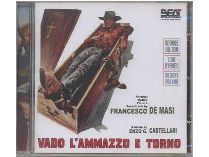 Vado L Ammazzo E Torno (soundtrack - CD)