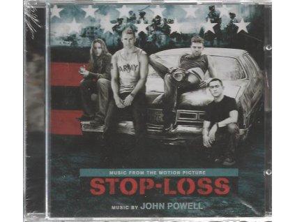 Ve službách války (soundtrack - CD) Stop-Loss