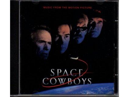 Vesmírní kovbojové (soundtrack - CD) Space Cowboys