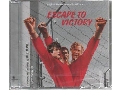 Vítězství (soundtrack - CD) Escape to Victory