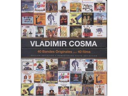 Vladimir Cosma: 40 Bandes Originales Pour 40 Films (17 CD)