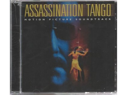 Vražedné tango (soundtrack - CD) Assassination Tango