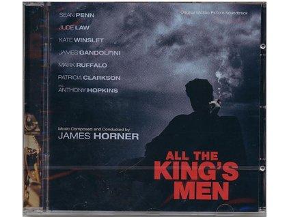 Všichni královi muži (soundtrack - CD) All the Kings Men