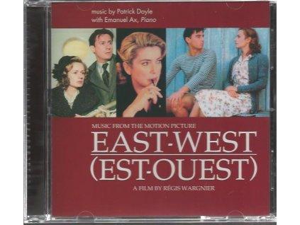 Východ - Západ (soundtrack - CD) Est-Ouest - East-West